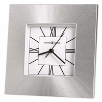 Kendal Square Table Clock by Howard Miller