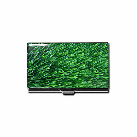 """Lawn"" Business Card Case"