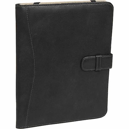 Leather iPad Case with Tab Closure by Piel - Discontinued