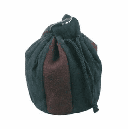 Leather Tobacco Pouch with Key Holder