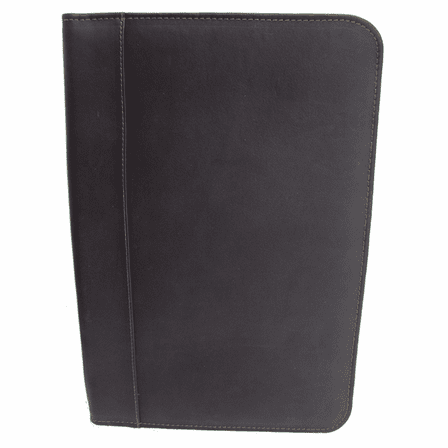 Legal Size Open Leather Notepad by Piel