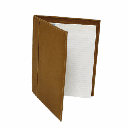Letter Size Leather Padfolio by Piel