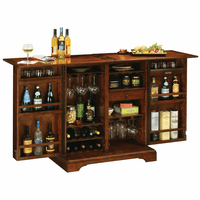 Lodi Wine & Bar Cabinet by Howard Miller - Discontinued