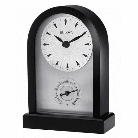 Madison Desktop Clock By Bulova