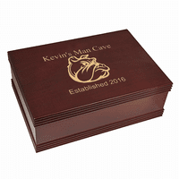 Man Cave   Desktop Keepsake Box