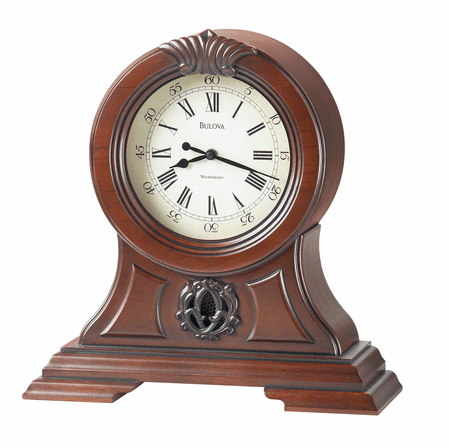 Marlborough Chiming Mantel Clock by Bulova