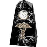 Medical Theme Desk Clock
