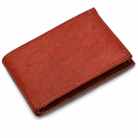 Men's Bifold Wallet with ID Flap & Change Pouch