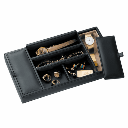 Men's Genuine Leather Valet Tray - Discontinued