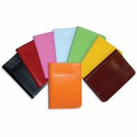 Milano Collection Passport Cover by Jack Georges