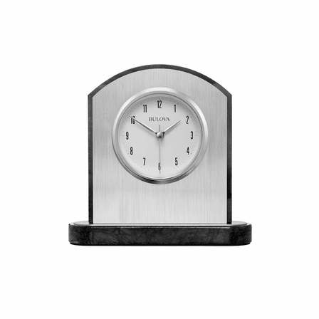 Mirage Desktop Clock By Bulova