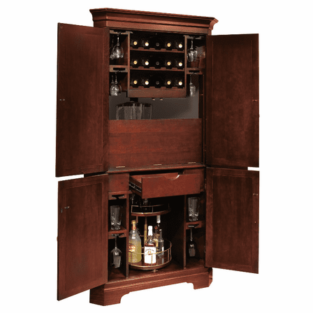 Norcross Wine Amp Bar Cabinet By Howard Miller Executive