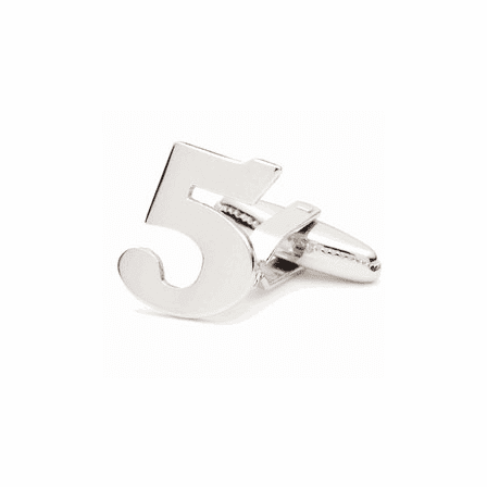 Numbers Cufflinks - Discontinued