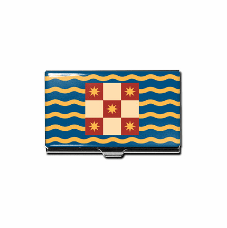 """Palio 2"" Business Card Case"
