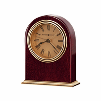Parnell Personalized Desk Clock by Howard Miller