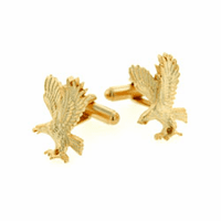 Patriotic Eagle Cufflinks