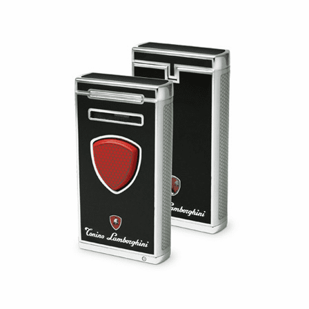Pergusa Double Jet Flame Lighter by Lamborghini