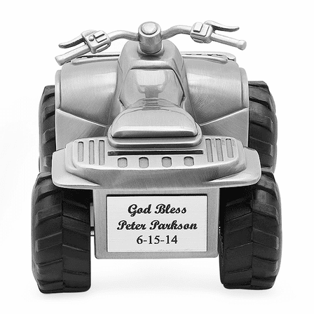 Personalized All Terrain Vehicle Bank