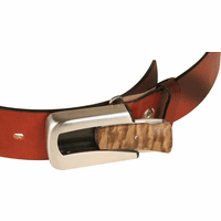 Personalized Belt Buckle Knife - Discontinued