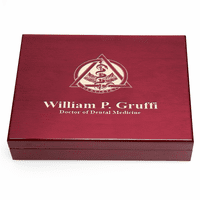 Personalized Dentist Theme Humidor