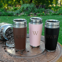 Personalized Executive Coffee Travel Mug