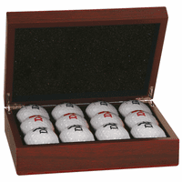 Personalized Golf Ball Case