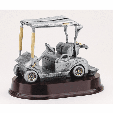 Personalized Golf Cart Award