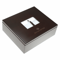 Personalized Keepsake Box With Picture Frame Lid