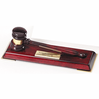 Personalized Ladies Gavel With Stand