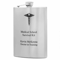 Personalized Medical School Survival Flask
