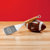 Personalized NFL BBQ Spatula & Bottle Opener