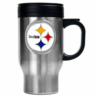 Personalized NFL Travel Coffee Mug