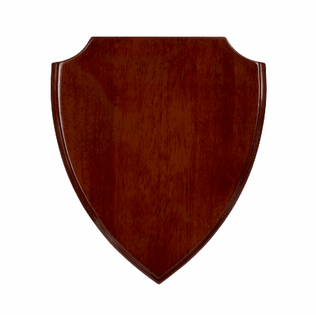 Personalized Police/Fireman's Shield