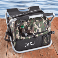 Personalized Travel Cooler Seat