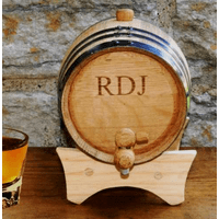 Personalized Whiskey Barrel - Discontinued