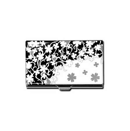 """Petal"" Business Card Case _ Discontinued"