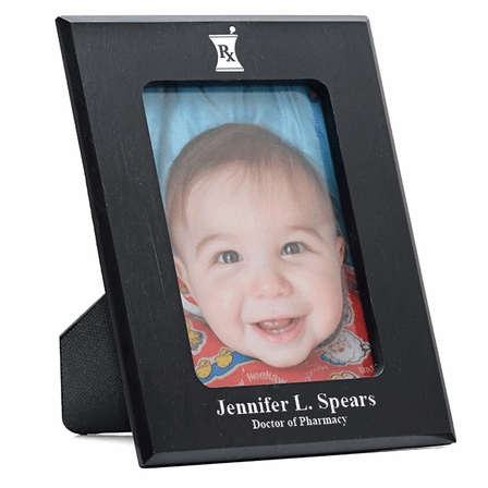 Pharmacist's Personalized Marble Photo Frame