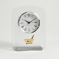 Pharmacy Theme Desk Clock