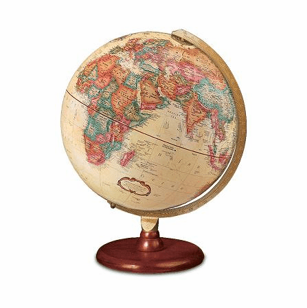 Piedmont Desk Globe by Replogle Globes