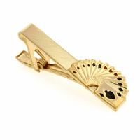 Playing Cards Tie Clip
