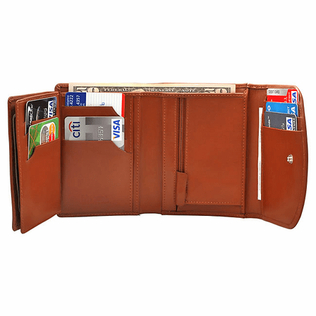 cb585423ccd womens card holders for card holder bags online brands  premium leather  snap closing women s credit card wallet executive ...