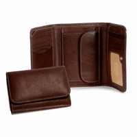 Prima Tri-Fold Ladies Wallet by Tony Perotti