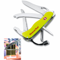 Rescue Tool Swiss Army Knife