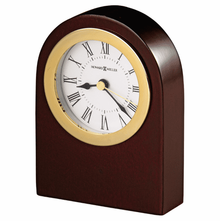 Rosebury Arched Table Clock by Howard Miller - Discontinued