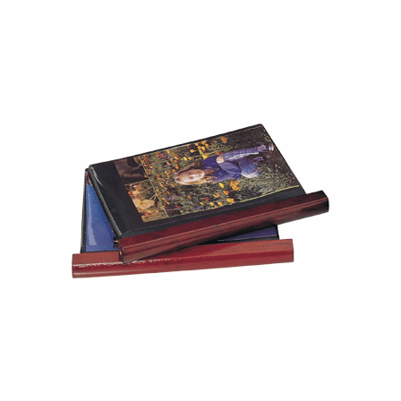 Rosewood Photo Album with Framed Lid - Discontinued