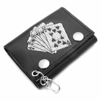 Royal Flush Trifold Wallet - Discontinued