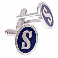 """""""S"""" initial cufflinks - Discontinued"""
