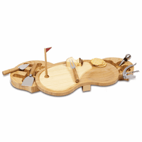 Sand Trap Wine & Cheese Cutting Board