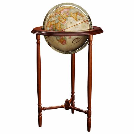 Saratoga Floor Globe by Replogle Globes