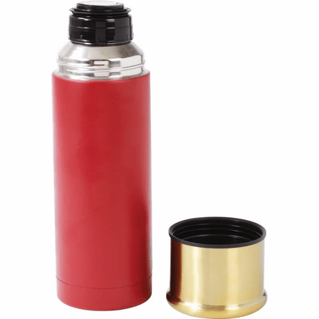 Shotgun Shell Stainless Steel Flask - Discontinued